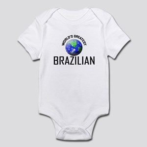 World's Greatest BRAZILIAN Infant Bodysuit