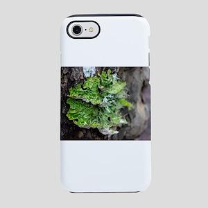 Green Curls iPhone 8/7 Tough Case