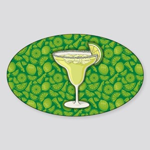 Margarita cocktail Sticker