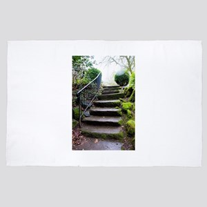 Mossy Stairs 4' x 6' Rug