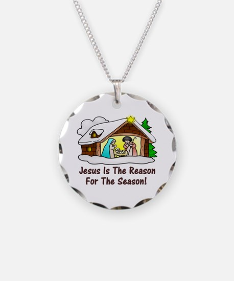 Jesus is the reason for the Necklace