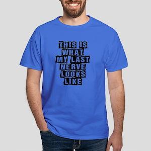 Last Nerve Plucked T-Shirt