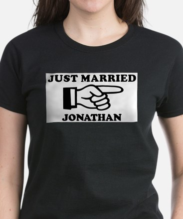 Just Married Jonathan T-Shirt