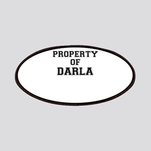 Property of DARLA Patch