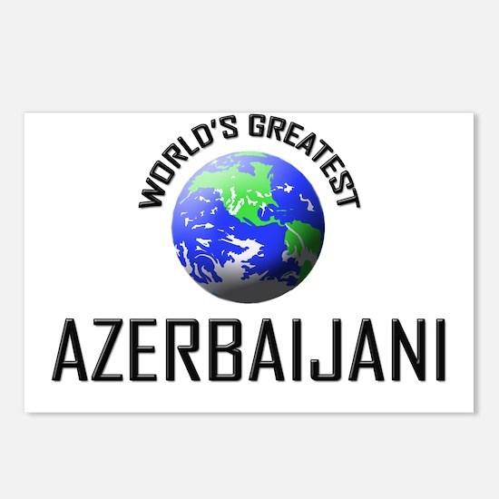 World's Greatest AZERBAIJANI Postcards (Package of