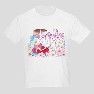 ASL Love T-Shirt