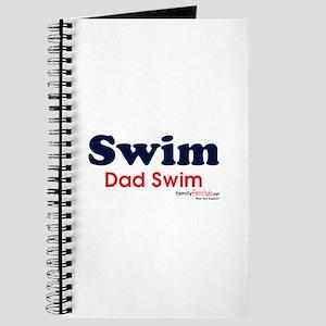Swim Dad Swim Journal