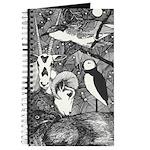Magic Night Animals, Moon Journal