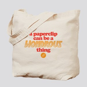 Paperclip Tote Bag
