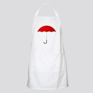 Red Umbrella Apron