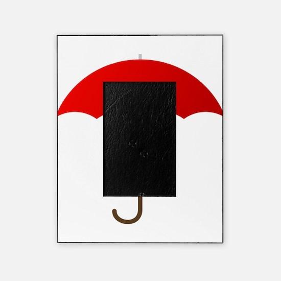 Red Umbrella Picture Frame