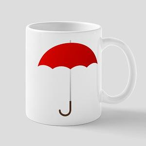 Red Umbrella Mugs