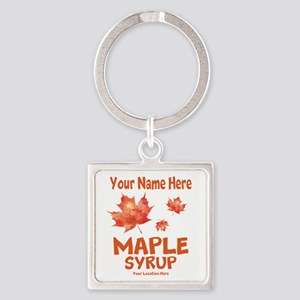 Your Maple Syrup Keychains
