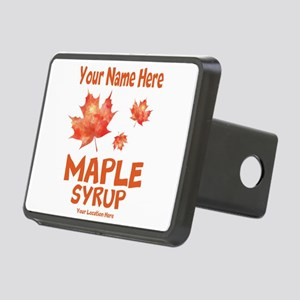Your Maple Syrup Hitch Cover