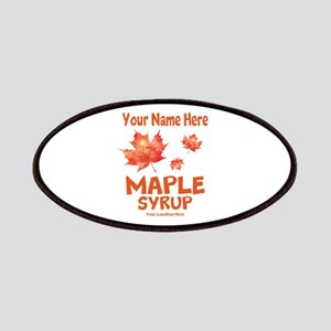 Your Maple Syrup Patch