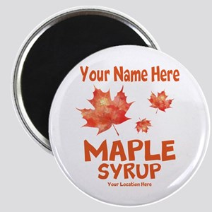 Your Maple Syrup Magnets