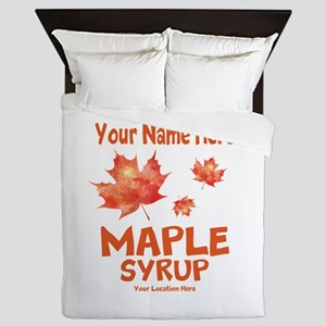 Your Maple Syrup Queen Duvet