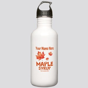 Your Maple Syrup Water Bottle