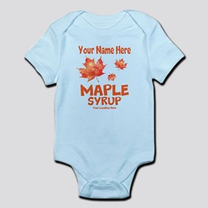 Your Maple Syrup Body Suit