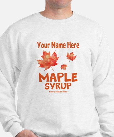 Your Maple Syrup Jumper