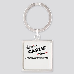 CARLIE thing, you wouldn't understand Keychains