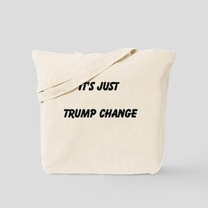 Trump Change Tote Bag