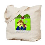 Barsnucks Coffee - That's the ticket! Tote Bag