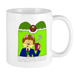 Barsnucks Coffee - That's the ticket! Mugs