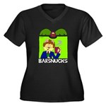 Barsnucks Coffee - That's the ticket! Plus Size T-