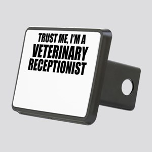 Trust Me, I'm A Veterinary Receptionist Hitch Cove