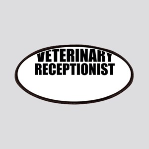 Trust Me, I'm A Veterinary Receptionist Patch
