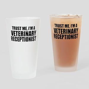 Trust Me, I'm A Veterinary Receptionist Drinking G