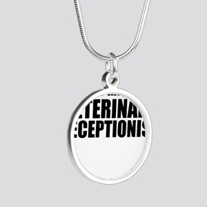 Trust Me, I'm A Veterinary Receptionist Necklaces