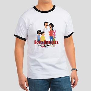 Bob's Burgers 8Bit Ringer T