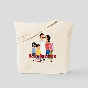 Bob's Burgers 8Bit Tote Bag