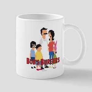 Bob's Burgers 8Bit Mug