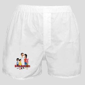 Bob's Burgers 8Bit Boxer Shorts