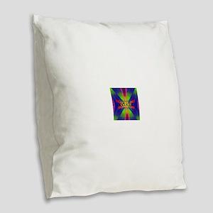 You're My Event Horizon Burlap Throw Pillow
