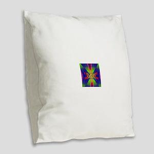 I'm Your Event Horizon Burlap Throw Pillow