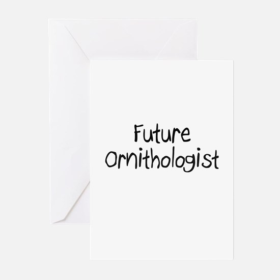 Future Ornithologist Greeting Cards (Pk of 10)