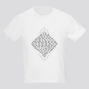Kids Sight Words T-Shirt