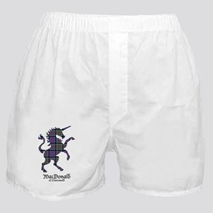 Unicorn-MacDonaldClanranald Boxer Shorts