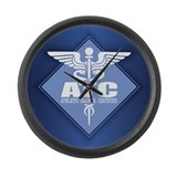 Athletic trainer Wall Clocks