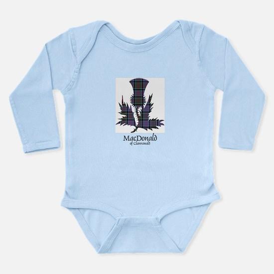 Thistle-MacDonald of C Long Sleeve Infant Bodysuit