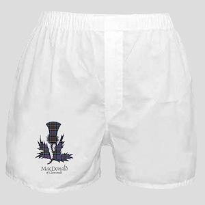 Thistle-MacDonald of Clanranald Boxer Shorts