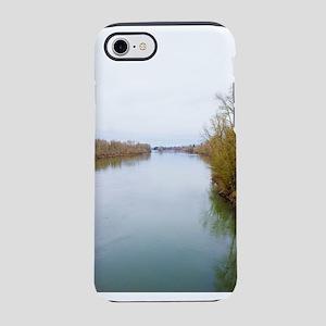 Quiet River iPhone 8/7 Tough Case