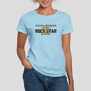 Postal Worker RockStar Women's Light T-Shirt