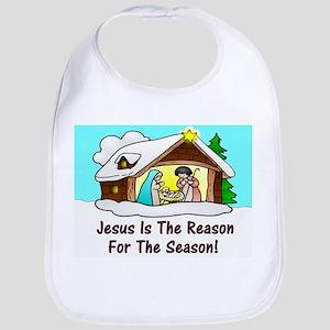 Jesus is the reason for the season Bib