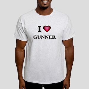 I love Gunner T-Shirt