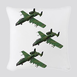 FORMATION Woven Throw Pillow